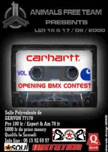Opening BMX Contest